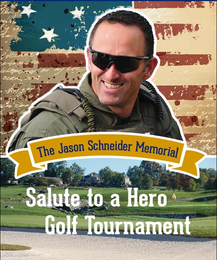 Register for the Jason Schneider Memorial Golf Tournament